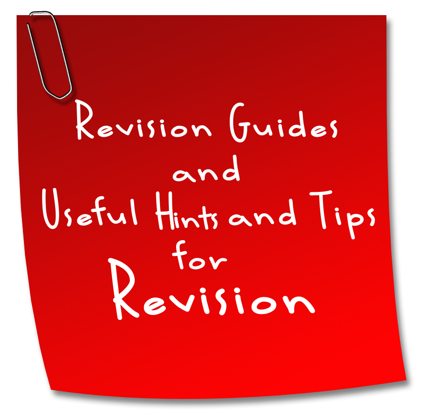 Click here for Revision Tips